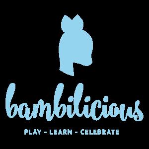 Das komplette bambilicious Logo